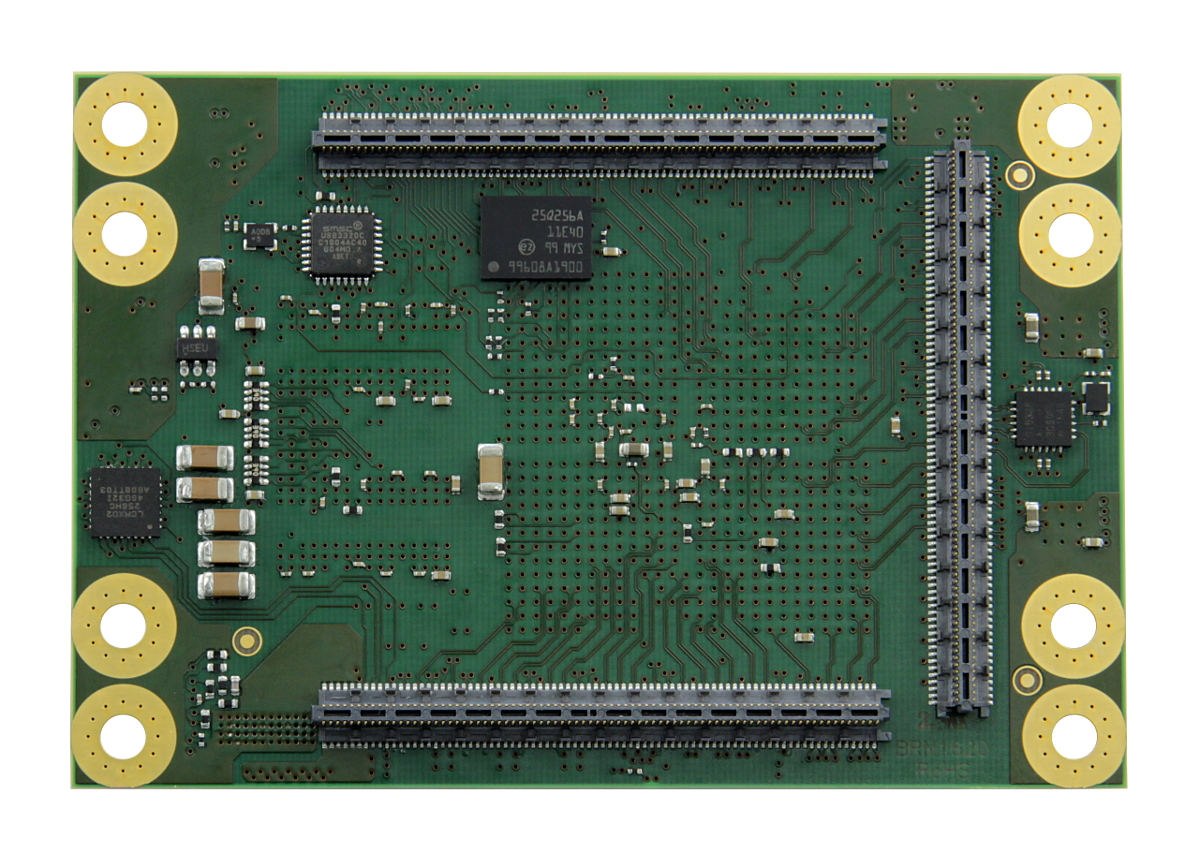 TE0745 Zynq Module Bottom